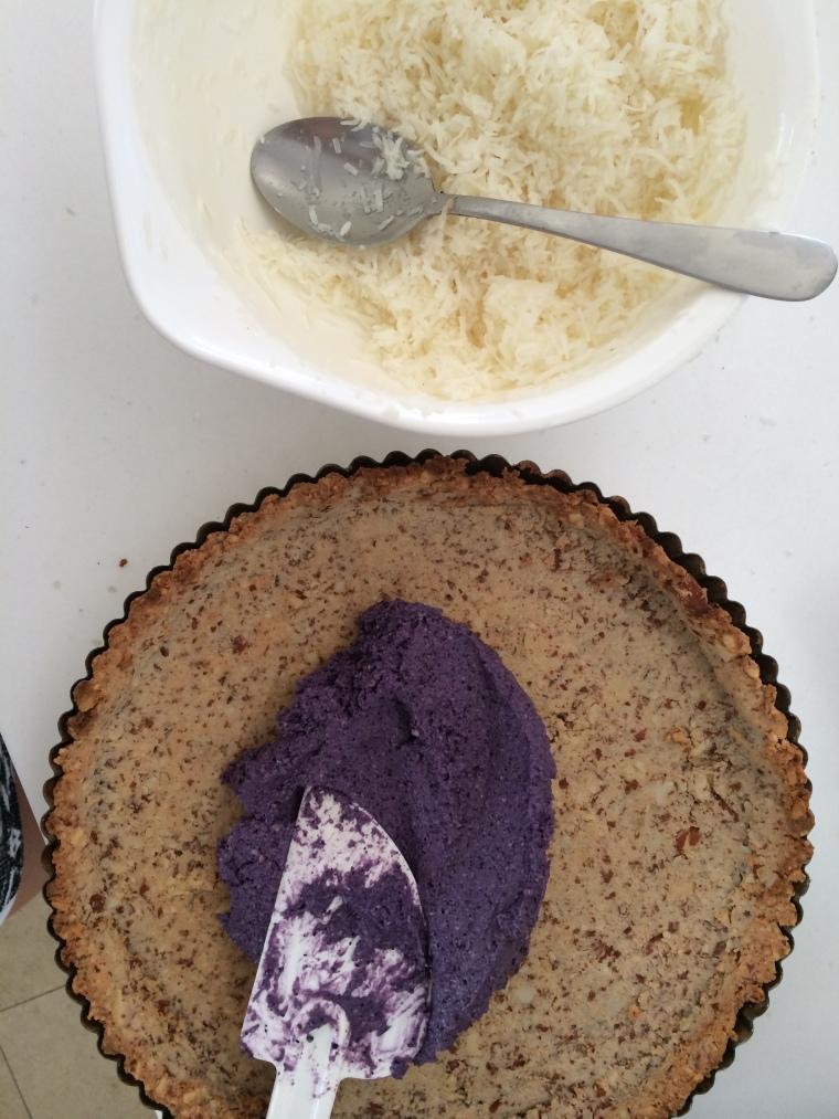 blueb tart