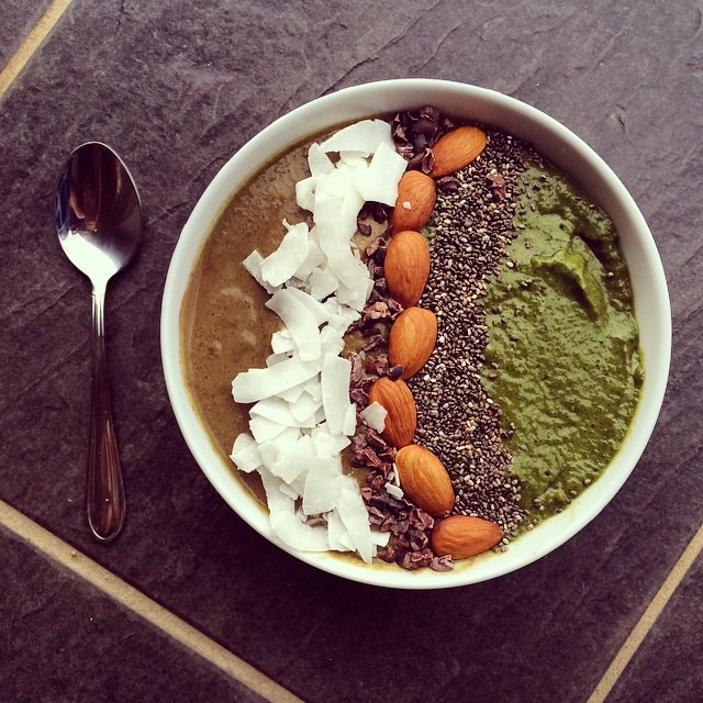 choc mint bowl