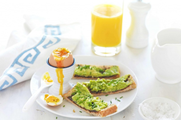 avo toast soldiers