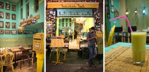 Bakchich-café