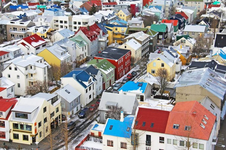 Reykjavik-city-view